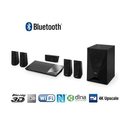 5.1 home cinema sans fil