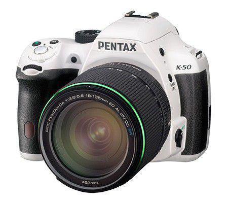 appareil photo pentax k 50
