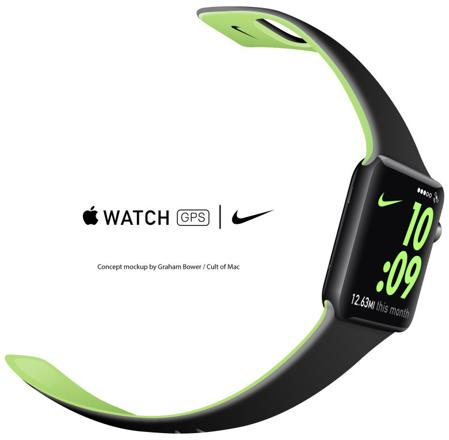 apple watch x nike