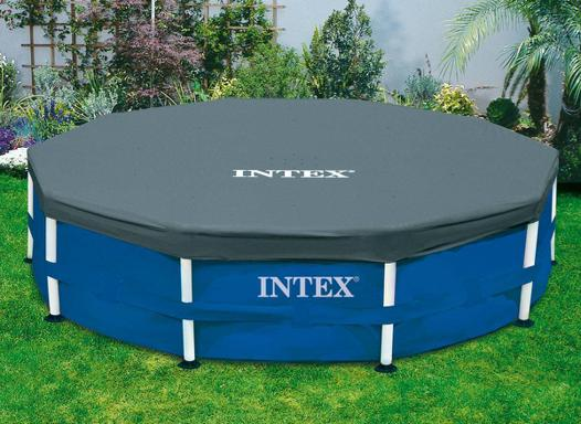 bache piscine intex tubulaire