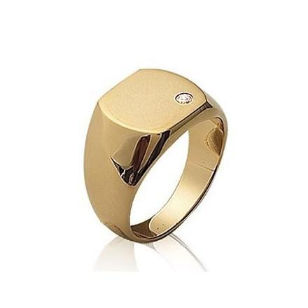 bague chevaliere homme