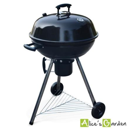 barbecue boule charbon