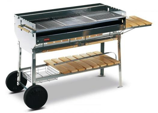 barbecue solide