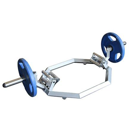 barre hexagonale musculation