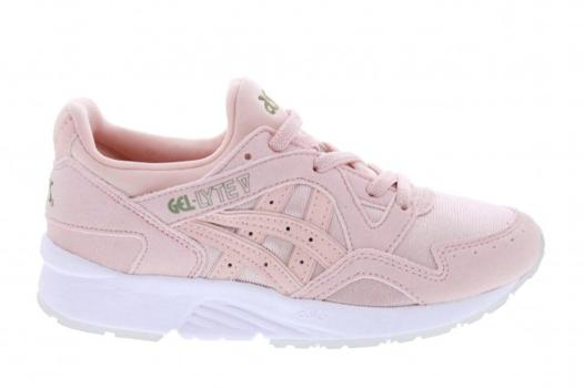 basket asics rose
