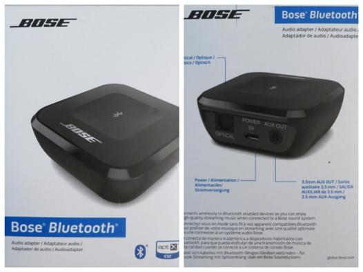 bose soundlink bluetooth adapter