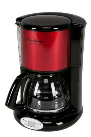 cafetiere programmable moulinex