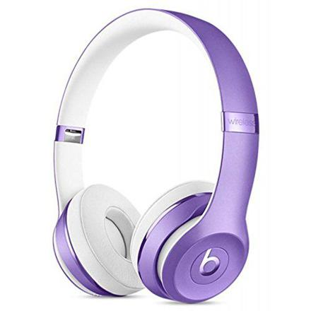 casque beats violet