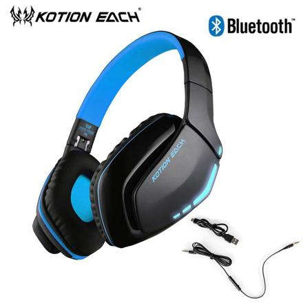 casque bluetooth gamer