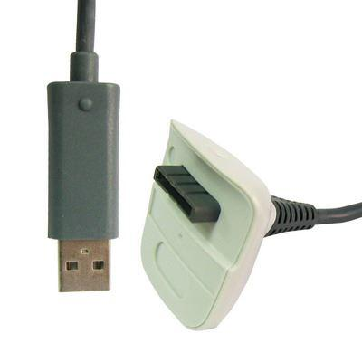 cable recharge manette xbox 360