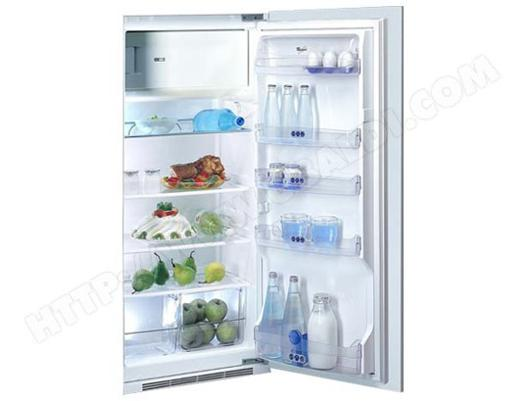 frigo whirlpool encastrable