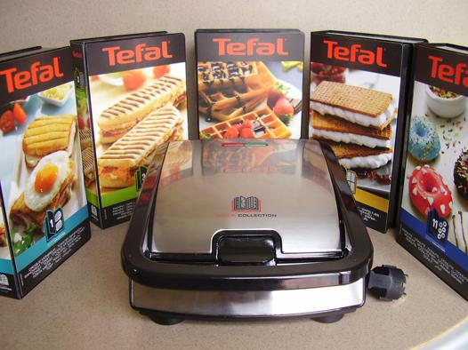 gaufrier tefal collection