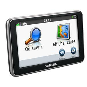 gps garmin batterie faible