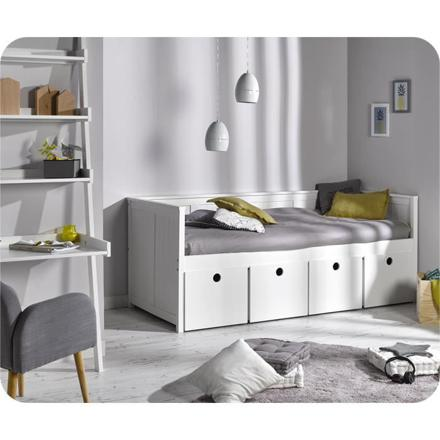 meilleur lit enfant rangement les tests et avis en 2018 avec comparatif. Black Bedroom Furniture Sets. Home Design Ideas