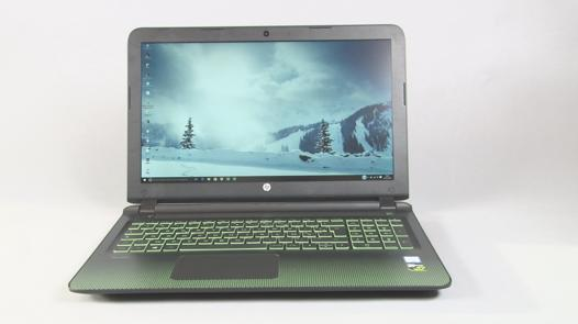 pc portable hp gamer