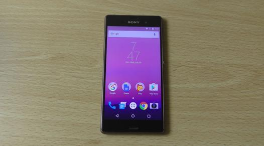 sony android 7.0