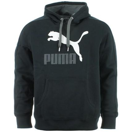 sweat capuche puma homme