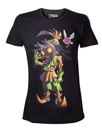 t shirt majora's mask