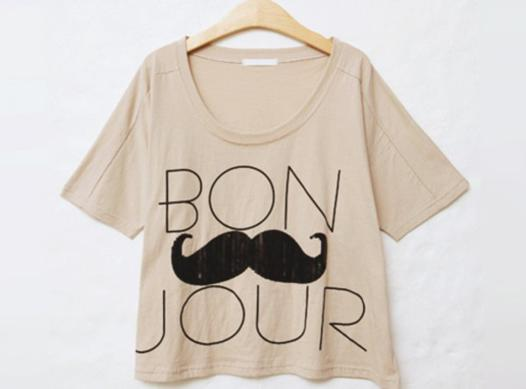 t shirt swag fille