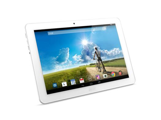 tablette android acer iconia one 10
