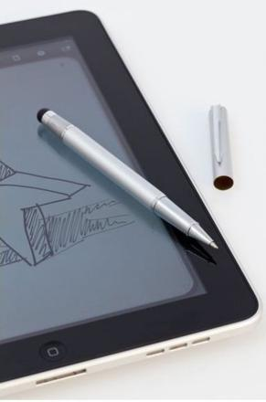 tablette tactile stylet