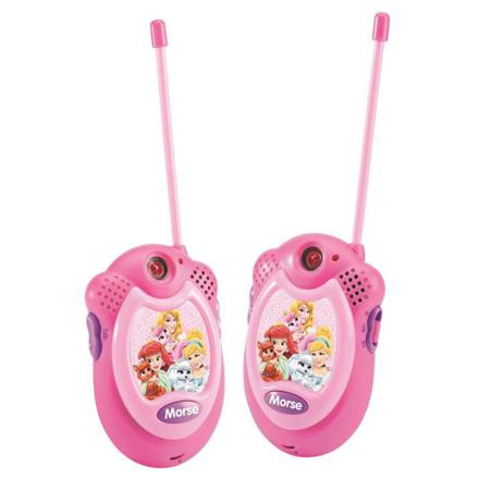 talkie walkie fille