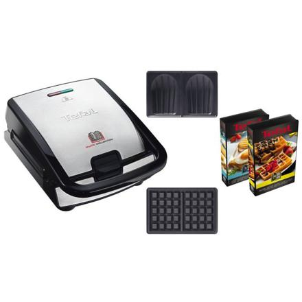 tefal gaufrier snack collection