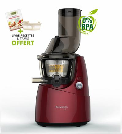 thermomix extracteur de jus