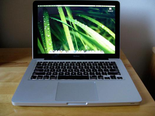 unibody macbook