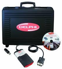 valise diagnostic auto multimarque delphi
