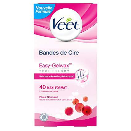veet cire froide