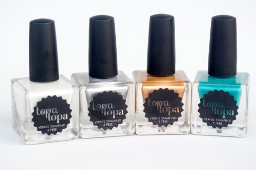 vernis a stamping