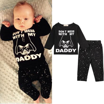 vêtements bébé star wars