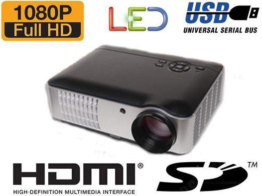 videoprojecteur led hdmi