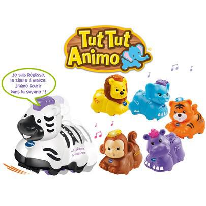 vtech animaux