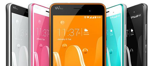 wiko android 6.0