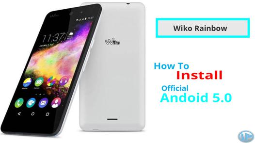 wiko rainbow android 5