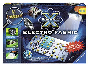 x science electro fabric