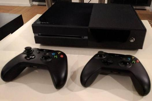xbox one 2 manettes