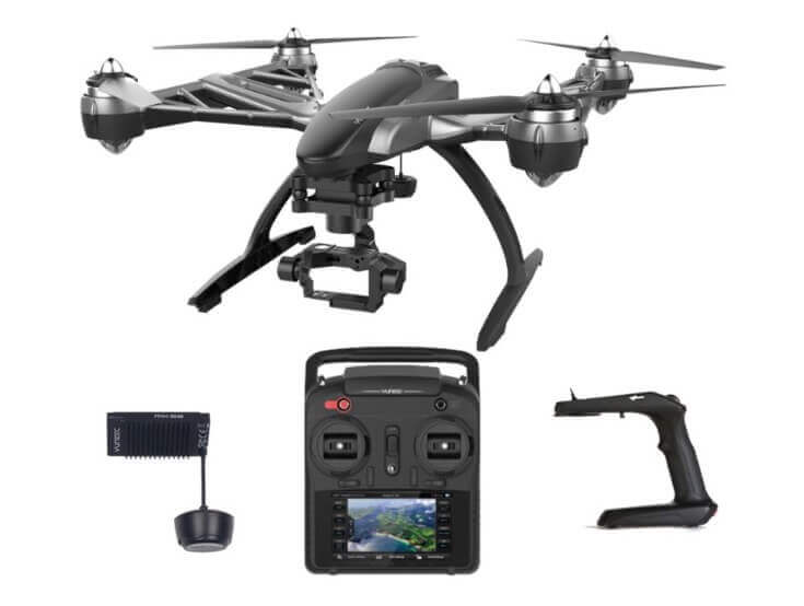 drone pour gopro hero 5