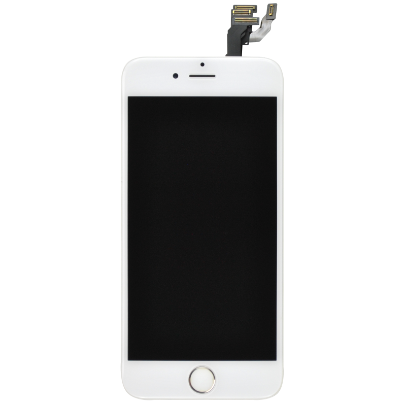 ecran blanc iphone 6