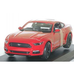 ford mustang miniature 1 18