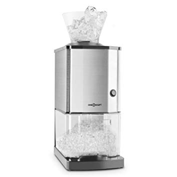 glace pilée machine
