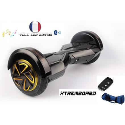 gyropode bluetooth