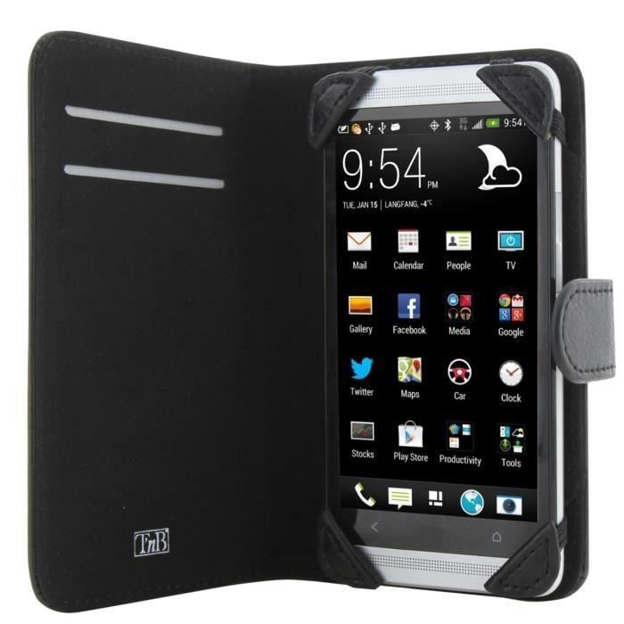 housse smartphone universelle