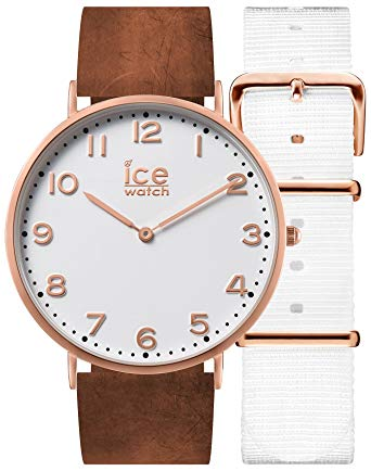 ice watch bracelet cuir