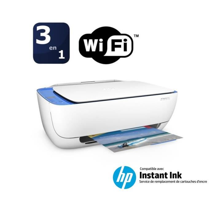 imprimante hp instant ink