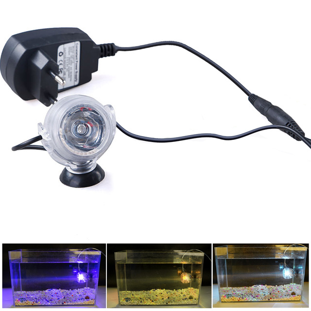lampe submersible aquarium
